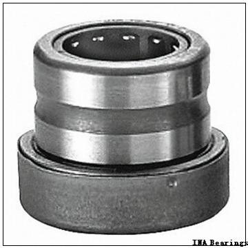 90 mm x 140 mm x 37 mm  INA SL183018 cylindrical roller bearings